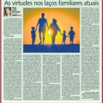 As Virtudes Nos Laços Familiares Atuais