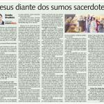 Jesus diante dos sumos sacerdotes