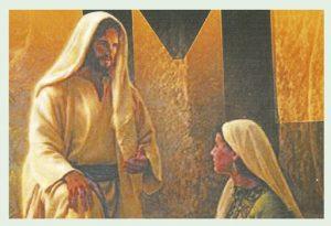 Jesus aparece primeiramente a Maria Madalena - parte 1