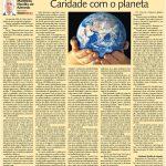 Caridade Com O Planeta
