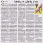 Família: escola da alma